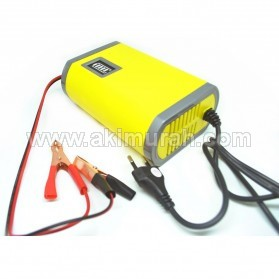 Portable Battery Charger 12V 6Ah