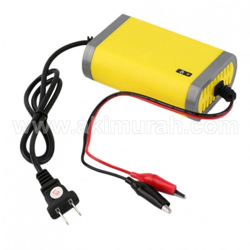 Portable Battery Charger 12V 2Ah